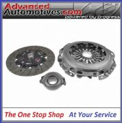 Subaru Impreza GC8 P1 Clutch Kit 5 Speed Pull Type 93-00 (Budget)